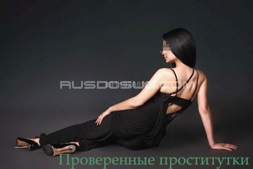 Мада, 21 год - точечный массаж